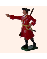 562 Toy Soldier General Wolfe Kit