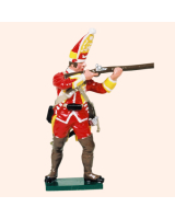 604 8 Toy Soldier Grenadier bandaged head firing Grenadier Company Kit