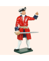 608 1 Toy Soldier Officer Swiss Regiment Karrer Kit