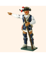 610 1 Toy Soldier Chief French Allies Kit