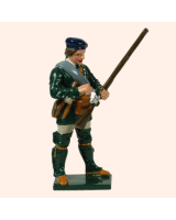 611 5 Toy Soldier Private loading Rogers Rangers Kit