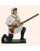 620 5 Toy Soldier Private Kneeling loading Compagnies Franches de la Marines Kit