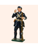 621 1 Toy Soldier Sergeant Compagnies Franches de la Marines Kit