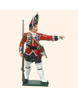 651 2 Toy Soldier Grenadier Sergeant Kit