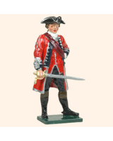 653 01 Toy Soldier Officer Kit