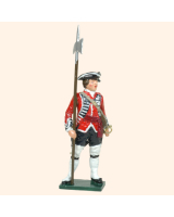 653 04 Toy Soldier Sergeant Kit