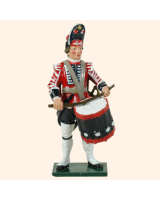 653 05 Toy Soldier Drummer Kit
