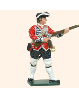 653 06 Toy Soldier Corporal at the ready Kit