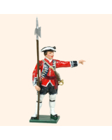 653 07 Toy Soldier Sergeant Kit