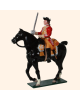 657 2 Toy Soldier Trooper 6th Inniskilling Dragoons Kit