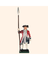 663 1 Toy Soldier Officer Kit