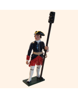 665 4 Toy Soldier Gunner with sponge Kit