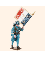 801 2 Toy Soldier Standard Bearer Kit