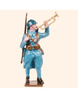 801 3 Toy Soldier Trumpeter Kit