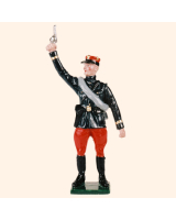 805 1 Toy Soldier Officer Kit