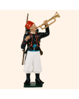 805 3 Toy Soldier Trumpeter Kit