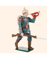 810 3 Toy Soldier Bugler Kit