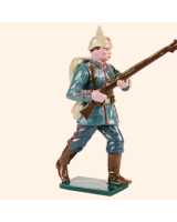 810 5 Toy Soldier Private advancing Kit