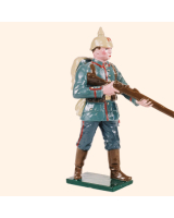 811 2 Toy Soldier Private rifle down Kit