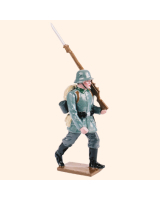 813 3 Toy Soldier Private marching Kit