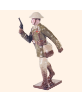 814 1 Toy Soldier Officer Kit
