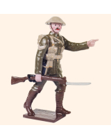 814 2 Toy Soldier Sergeant Kit