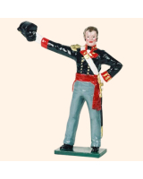 B3A 1 Toy Soldier Officer The Royal Artillery Kit