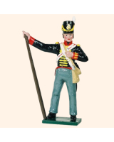 B3A 2 Toy Soldier Gunner with handspike The Royal Artillery Kit