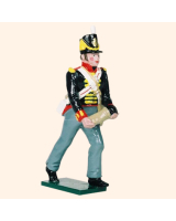 B3A 6 Toy Soldier Gunnar with shell The Royal Artillery Kit