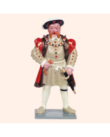 H1 Toy Soldier King Henry VIII Kit
