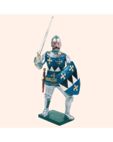 K06 Toy Soldier William d' Aldeburgh Kit