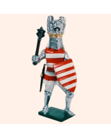 K09 Toy Soldier The King of Hungary Kit
