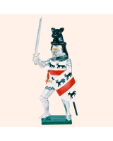 K21 Toy Soldier Sir Hugh Calveley Kit