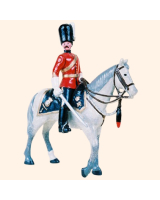 ToL 048 - M101 Toy Soldier Officer, Royal Scots Greys  The 2nd Dragoons 1900 Kit