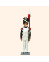 557 Toy Soldier Set Grenadier Painted