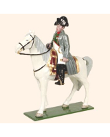 736 Toy Soldier Set The Emperor Napoleon Painted
