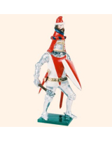 K19 Toy Soldier Set Sir Charles Chandos KG Painted