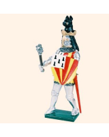 K24 Toy Soldier Set Lord Basset of Drayton Painted