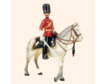 ToL 044 - M101 Toy Soldier Set Officer, Royal Scots Greys Painted