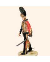 AS90 36 Captain 8th The Kings Royal Irish Hussars c.1832 Painted