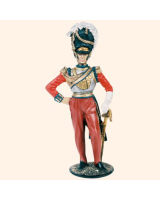 CS90 23 Officer Lifeguards 1830 Painted