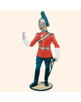 CS90 24 Officer Dragoon Guards 1900 Painted