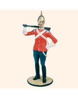 CS90 25 Trooper Dragoon Guards service Dress Painted