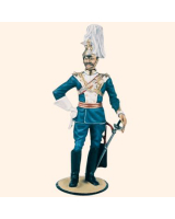 CS90 27 Officer Lancers Late Victorian Period 1900 Kit