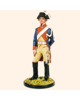 JW90 082 Horseman Of the Marechaussee 1786 Kit
