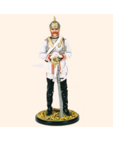 RC90 001 Prussian Cuirassier Painted