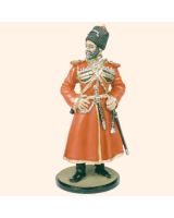 TM90 12 Officer Emperors Cossack Escort 1900Kit