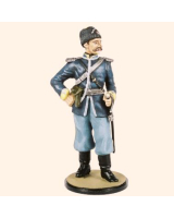 TM90 13 Officer Line Cossacks c. 1900 Kit