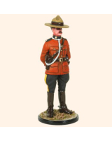 TM90 19 The Royal Canadian Mounted Police (RCMP) Full Dress Kit