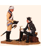VG90 01 The Evening of Kollin King Frederick the Great and a Prussian Cuirassier Kit